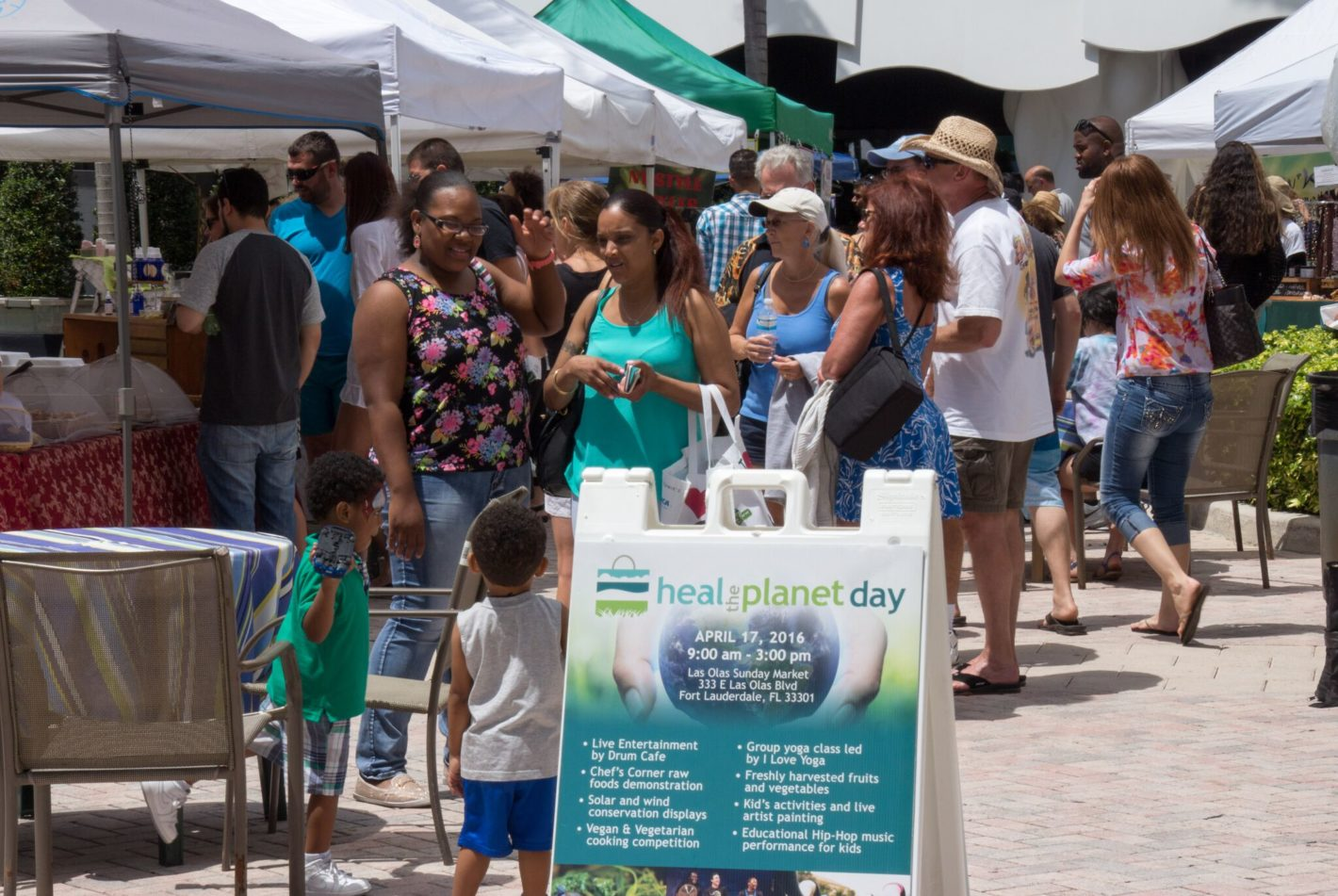 Heal the Planet Celebrates Earth Day in a Big Way