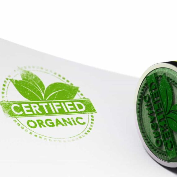 #18 Certified Organic