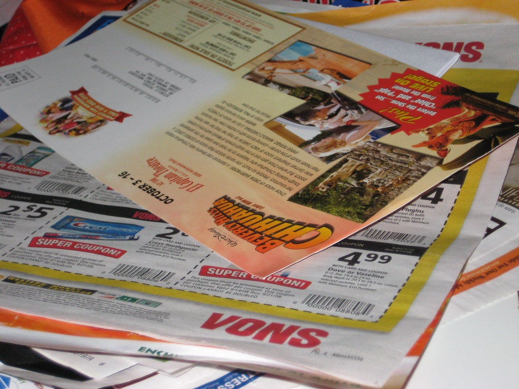 Junk Mail in a Pile