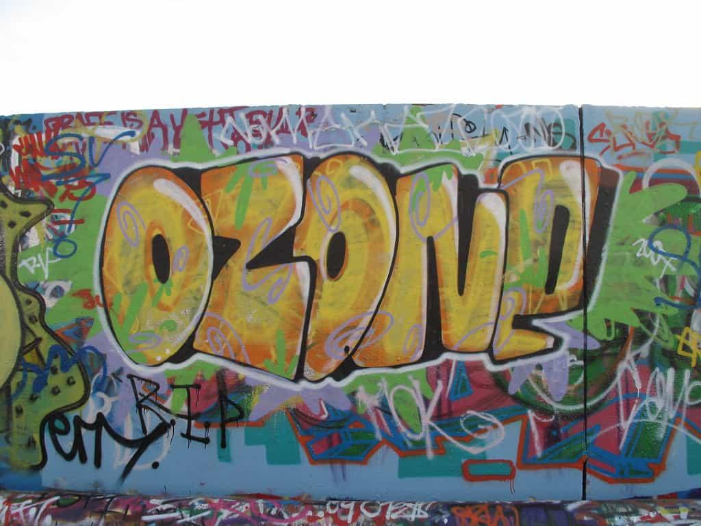 Ozone Graffiti