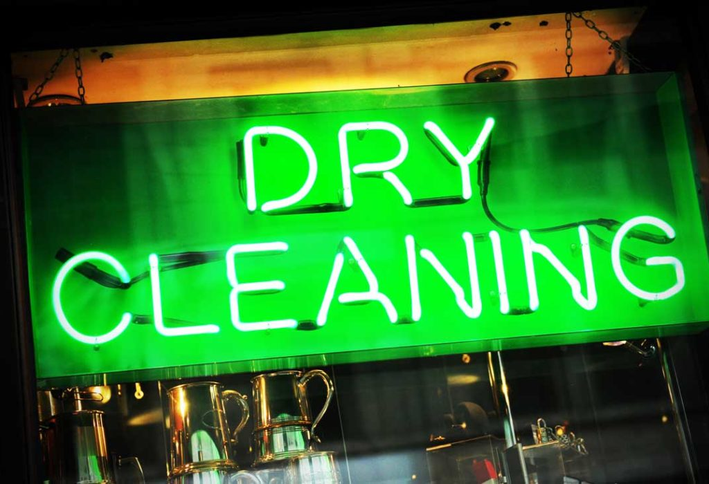 #83 Dry Cleaning