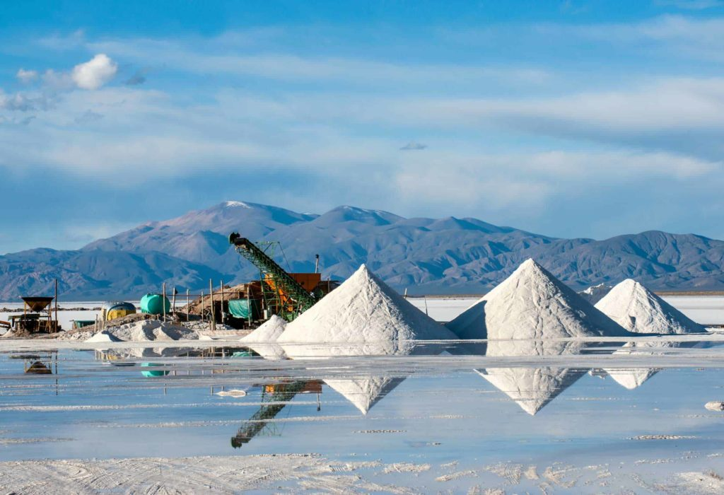 #88 Lithium Mining