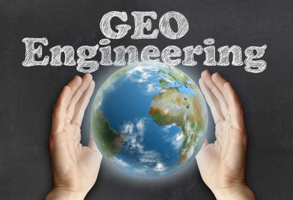 #76 GeoEngineering