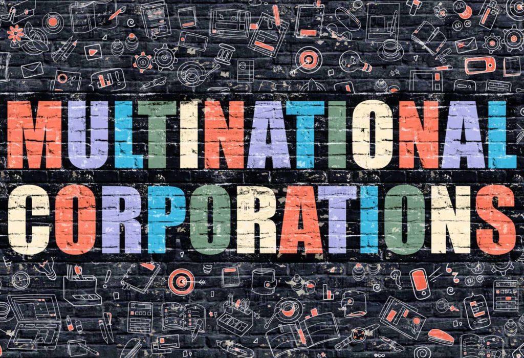 #85 Multinational Corporations
