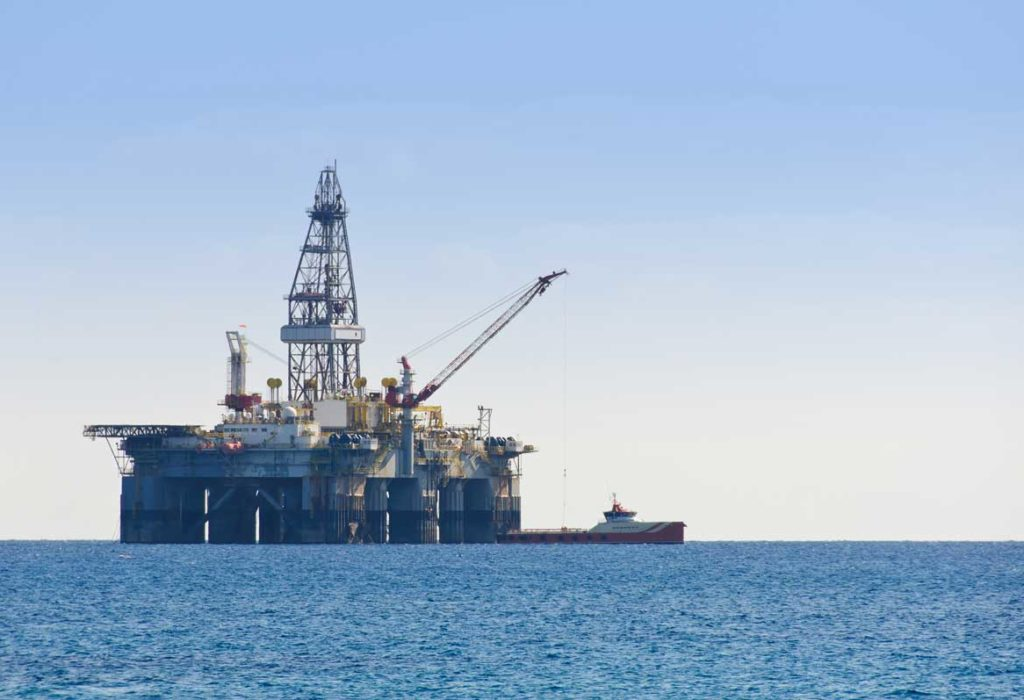 #73 Offshore Oil Drilling