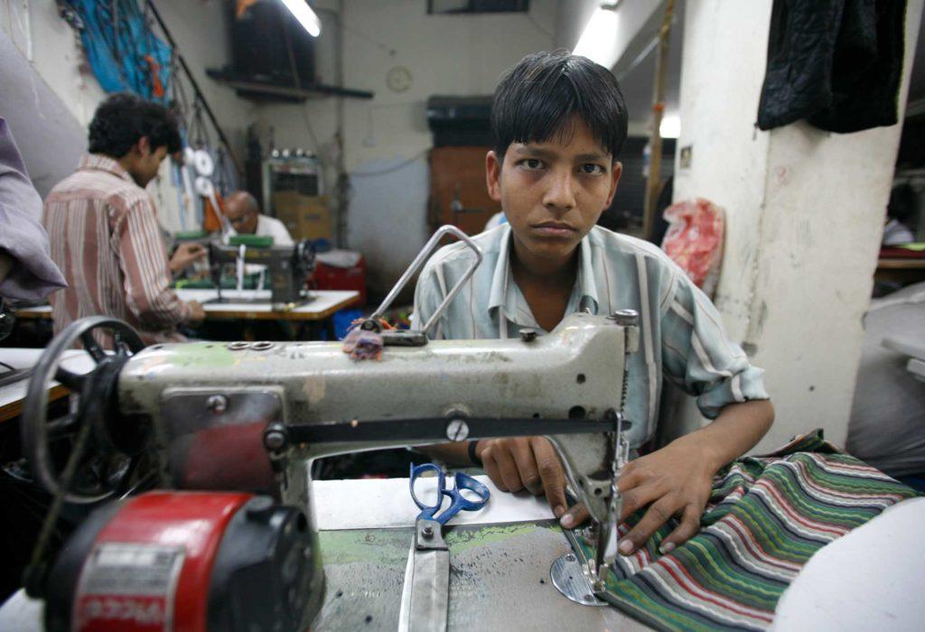 #96  Stop Child Labor
