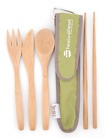 Bambooware Utensil Set