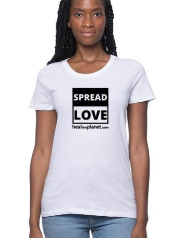 """Spread Love"" Women's Tee"