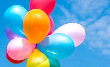 #103 Balloons