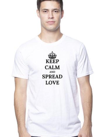 """Keep Calm"" Unisex Tee"