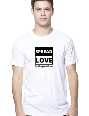 """Spread Love"" Unisex Tee"