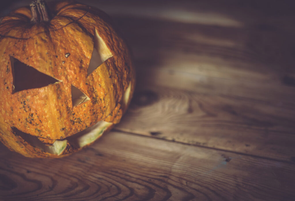 The Scary Truth About Pumpkins