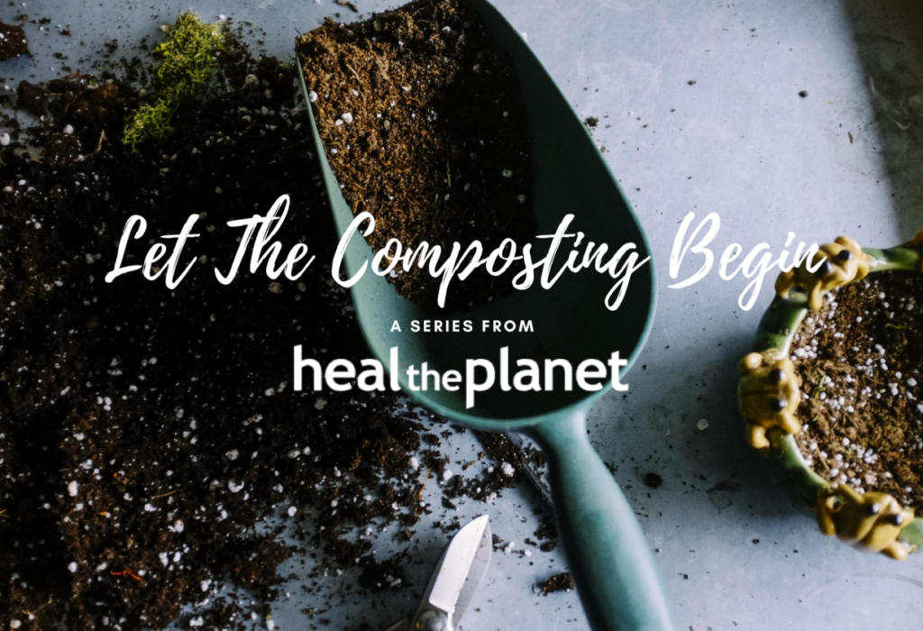 Let The Composting Begin