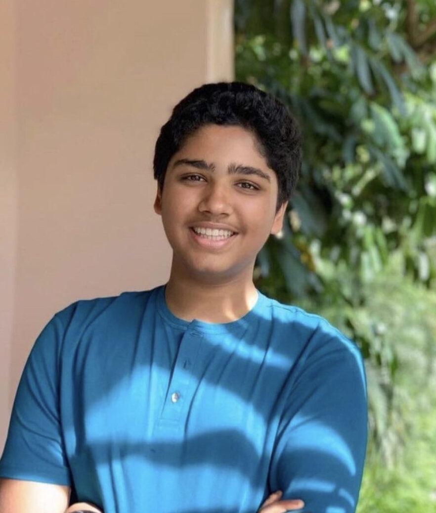 Meet Aman Sharma